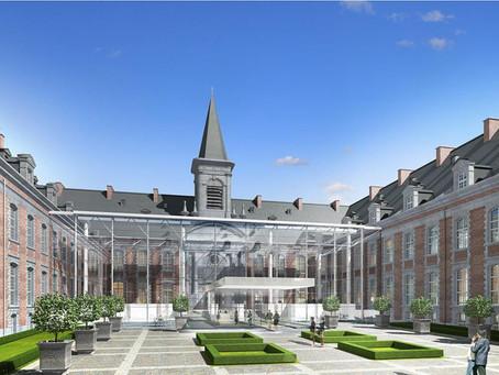 Monument Historique : le Royal Hainaut spa & resort hotel à Valenciennes ouvre fin mai 2019