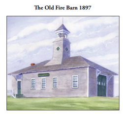 Old Fire Barn 1897
