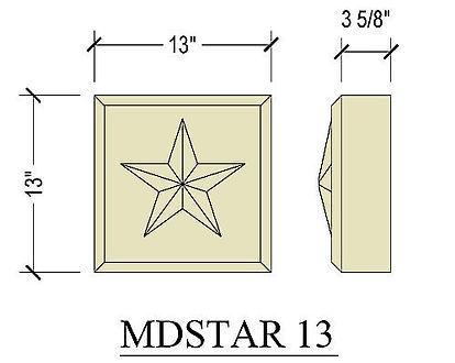 architectural pre cast medallion star13.jpg