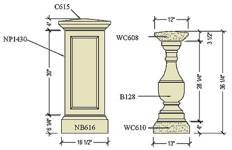 Cast stone balustrade B128b.jpg