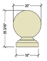 ARchitectural pre cast stone finial 120.jpg