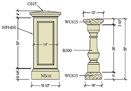 Cast stone balustrade B200b.jpg