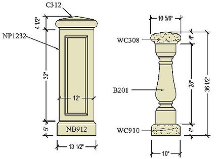 Architectural pre cast balustrade B201Ab.jpg