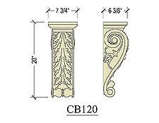 cast stone bracket 120.jpg