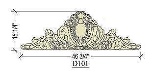Cast stone decorative cartouche 101.jpg