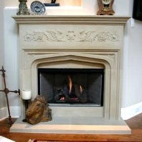 Cast stone fireplace surround Beverly1.jpg