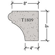 Architectural pre cast stone Window Sill T1809_png.jpg
