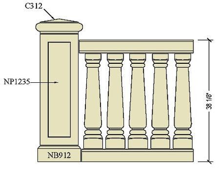 Cast stone balustrade B130a.jpg