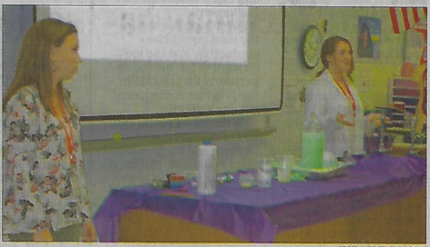 Seneca Middle School Girls Learn About Engineering Opportunities