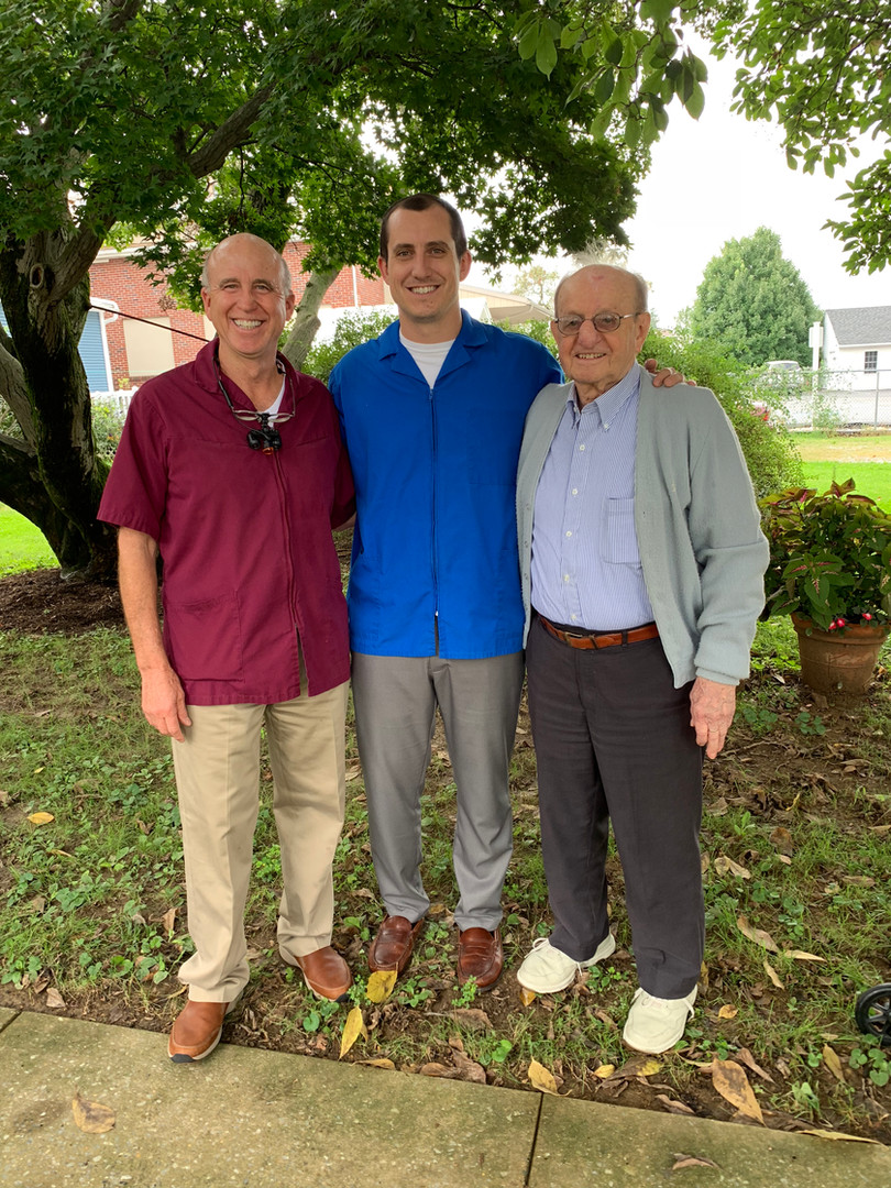 3 Generations of Practice Owners