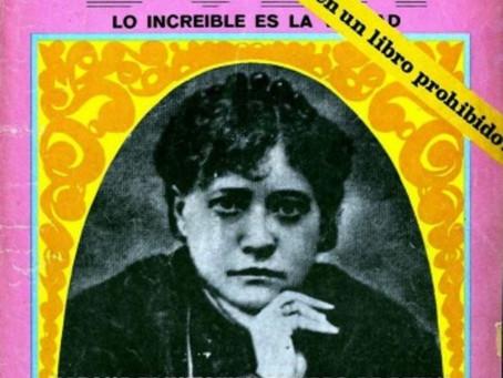 REVISTA DUDA: MADAME BLAVATSKY Y EL LIBRO DE DZYAN