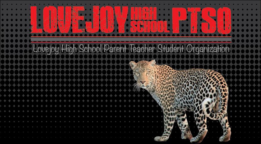 LJHS PTSO site banner on black