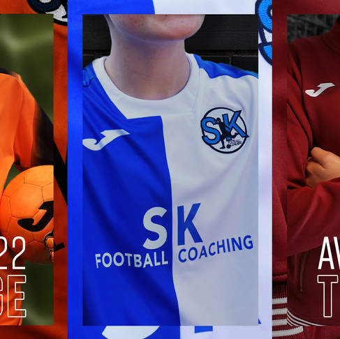 Made in stockport, worn by stockport: introducing the 2020/22 skfc range