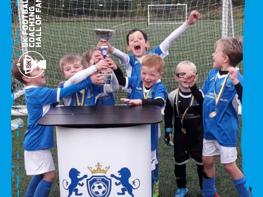U7 BEST OF THE NORTH WEST CHAMPIONS