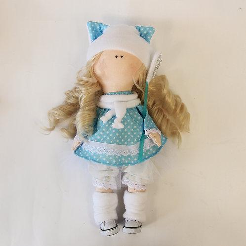 """Набор для изготовления куклы """"Снежинка"""""""