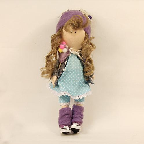 """Набор для изготовления куклы """"Фиалка"""""""
