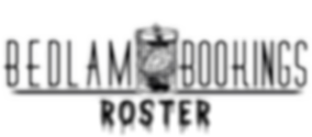 Bedlam Bookings Roster Logo.png