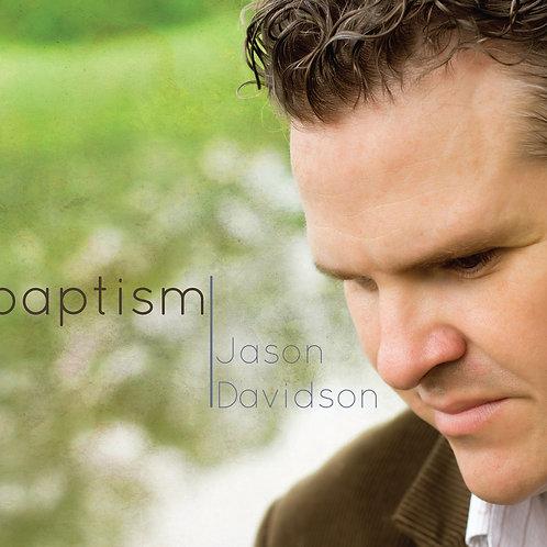 Baptism - Physical CD
