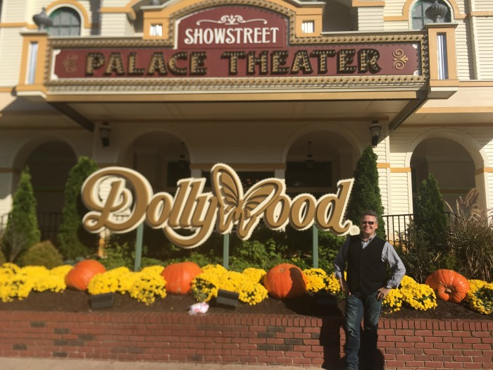 Jason At Dollywood