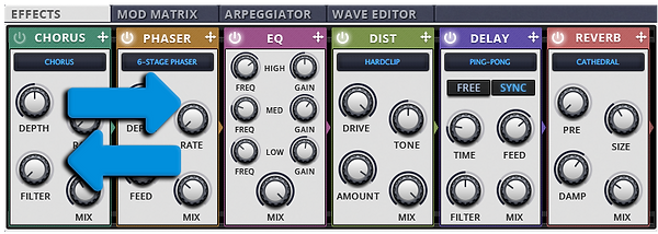 DMS Ascension VST - Drag& Drop Multi-Effects Processor For Your Synth Presets