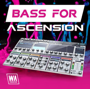 Bass Presets For Ascension