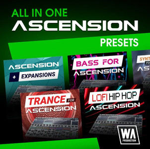 Ascension All-Iin-One Presets Bundle - Massive Saving!