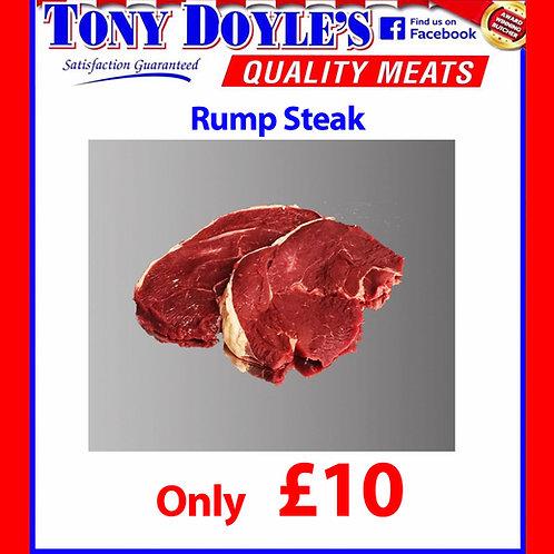 Rump Steaks