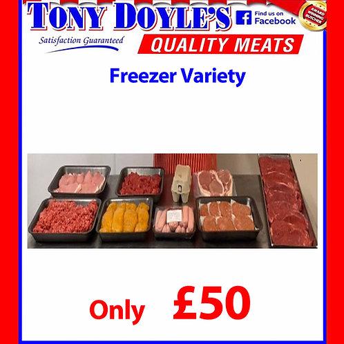 Freezer Variety