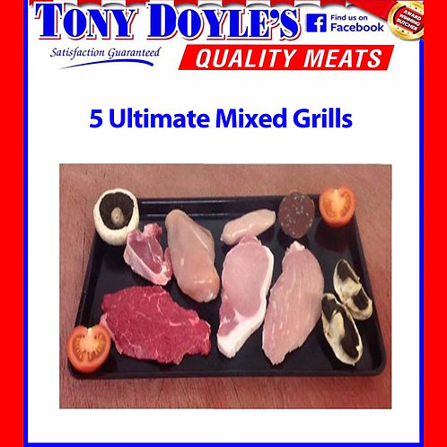 The Ultimate Mixed Grill
