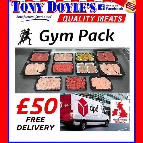 £50 GYM PACK