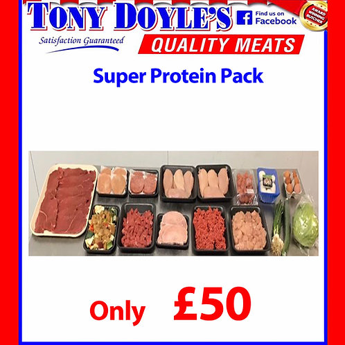 Super Protein Pack