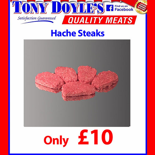 Hache Steaks+ Flavours