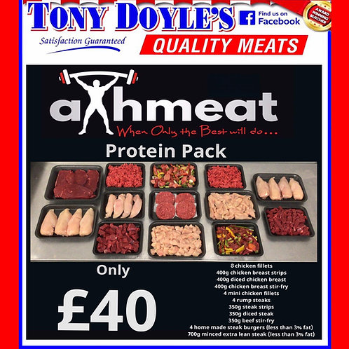 Athmeat Protein Pack