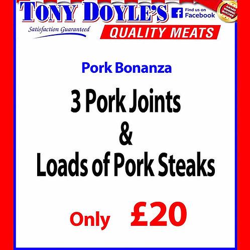 Pork Bonanza