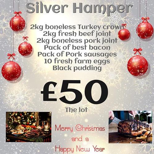 £50 Silver ChristmasHamper