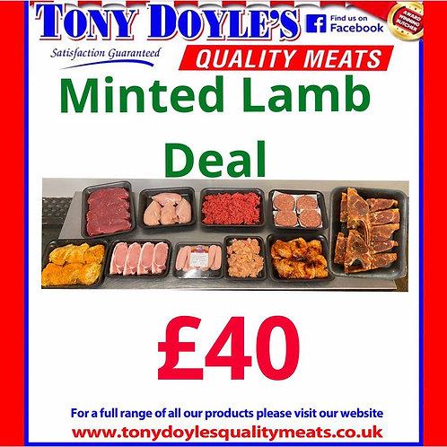 Minted Lamb Deal