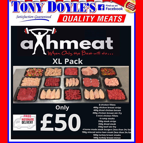 XL ATMEAT PROTEIN PACK