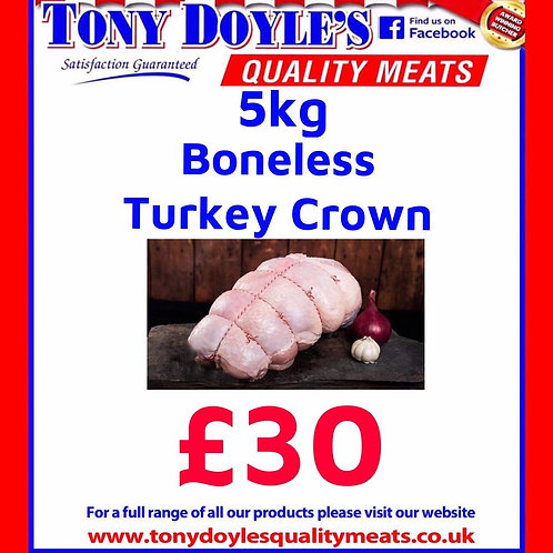 5Kg Turkey Crown