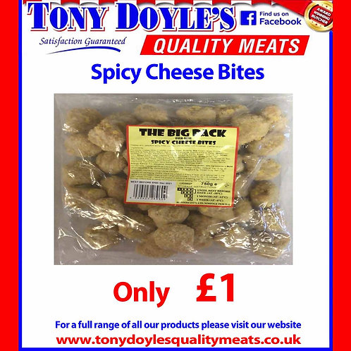 Spicy Cheese Bites
