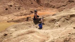 Gabby Nistico - Diamond Hill Mine SC