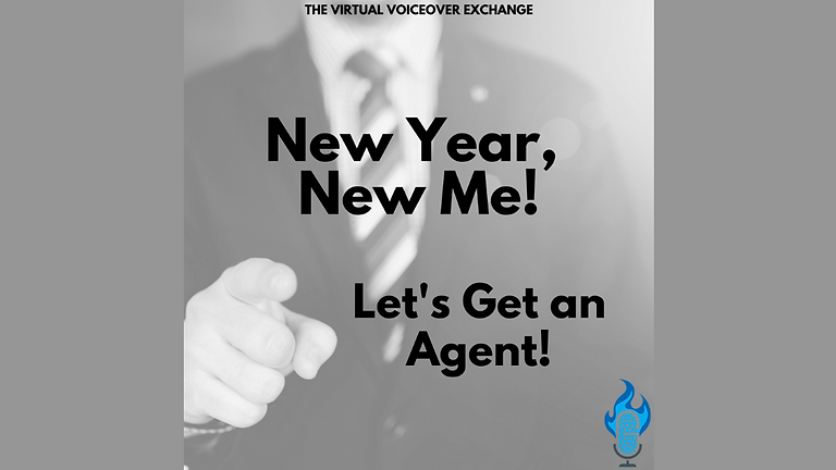New Year, New Me- Lets Get An Agent!