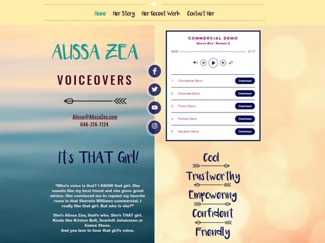 Alissa Zea