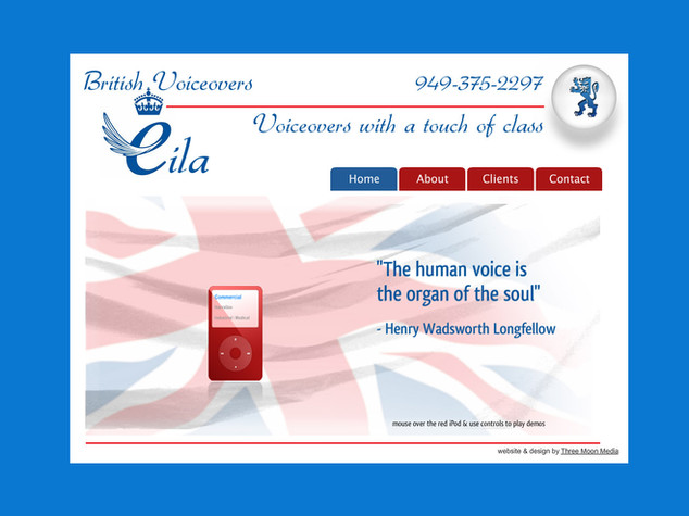 Eila Ulyett | British Voiceovers