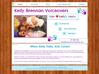 Kelly Brennan | Voiceovers