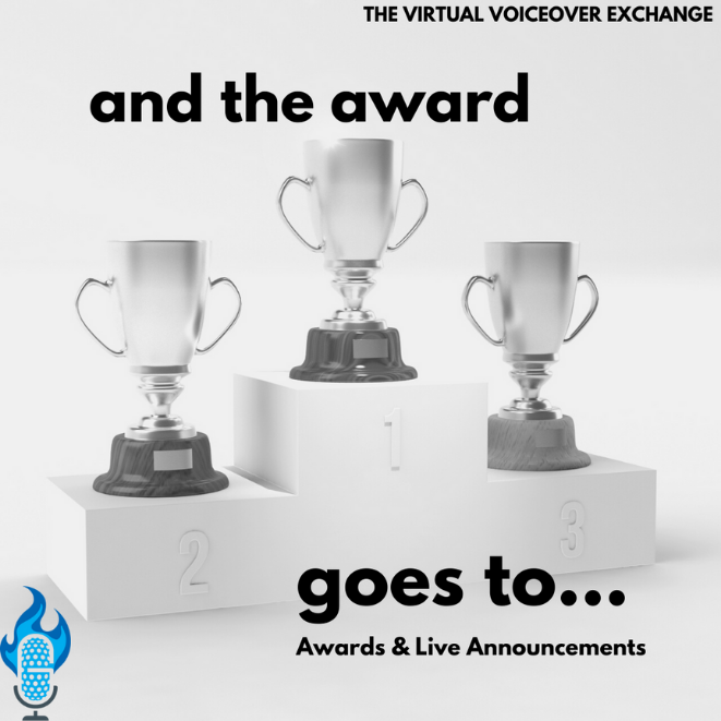 And the Award Goes To...-  Awards & Live Announcements