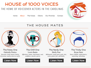 house of 1000 voices