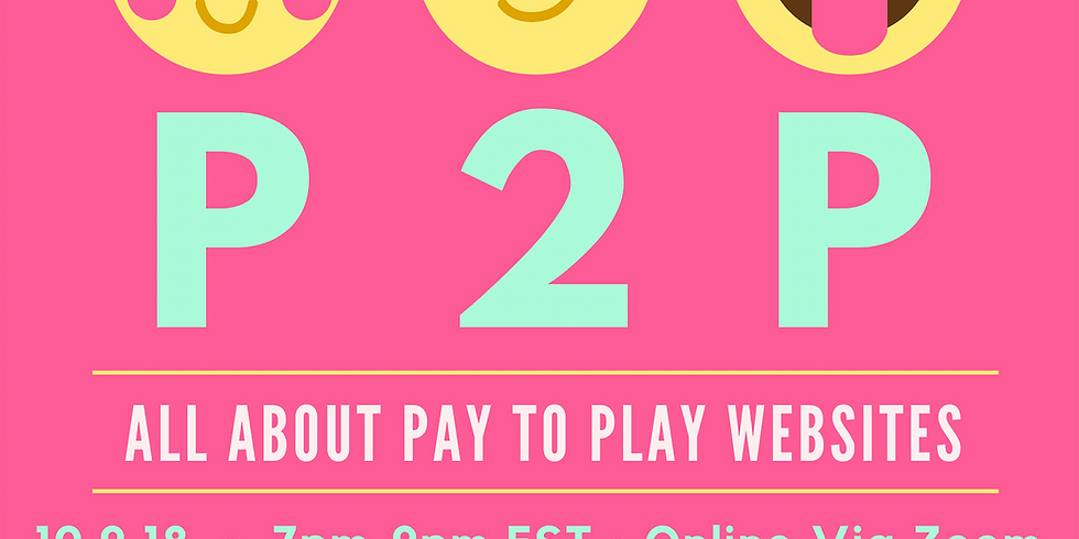 All About Pay to Play Websites