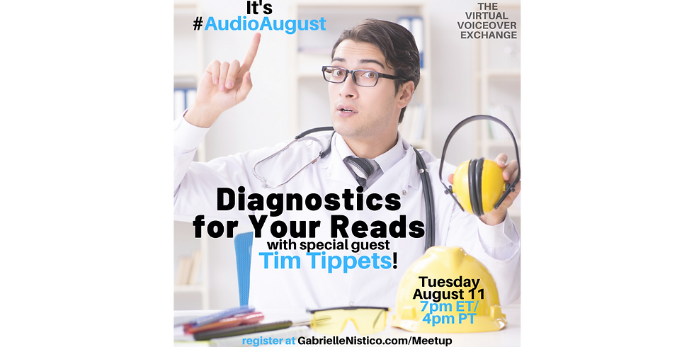 Diagnostics for Your Reads with Tim Tippets!