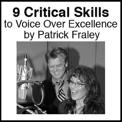 The 9 Critical Skills to Voiceover Excellence