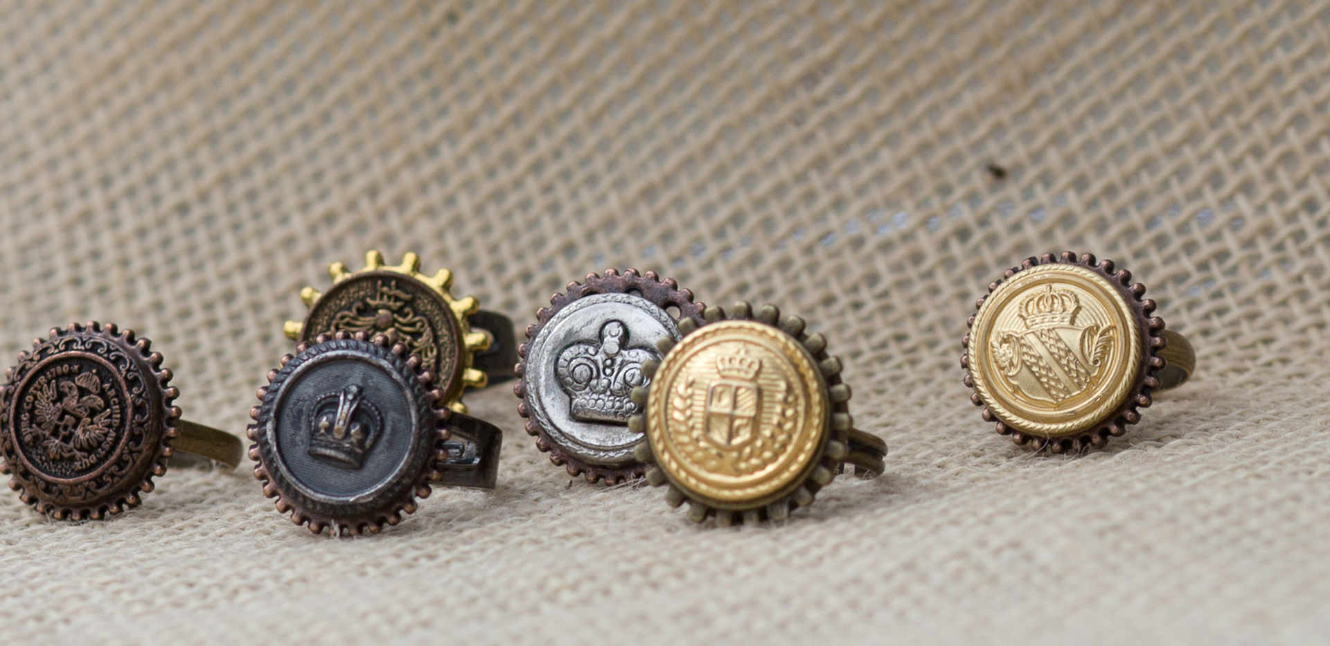 Queen City Ring Collection